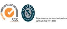 Il Certificato Azienda certificata UNI EN ISO 9001